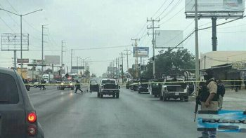 Enfrentamiento en Reynosa deja muertos y heridos