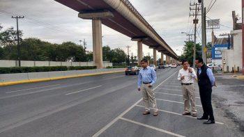 Terminan rehabilitación de avenida Universidad de San Nicolás