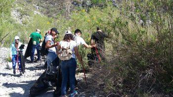 Celebran Día de la Tierra con voluntariado en el Parque Ecológico La Huasteca