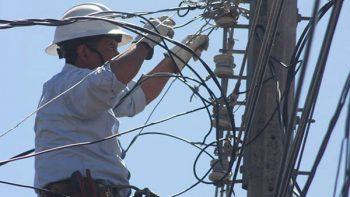 CFE restablece el 53 por ciento del servicio en Reynosa y Matamoros