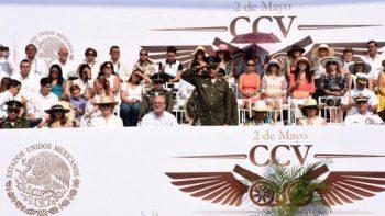 Destaca general Cienfuegos caída de 'El Licenciado'