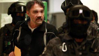 'El Licenciado' expresó miedo de ser asesinado en prisión