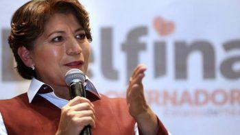 Mil perredistas de Naucalpan anuncian apoyo a Delfina Gómez