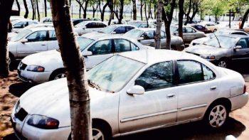 Diputados venden vehículos en un millón 438 mil 900 pesos