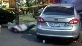 Asesinan a hombre en intento de asalto en Ecatepec