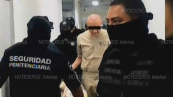 'El Licenciado' ya está en el penal federal de Chihuahua