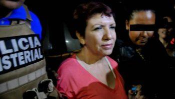 Dictan un año de prisión preventiva a ex vocera de Javier Duarte