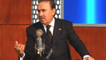 PRI velará por recursos de Ley General de Cultura, dice Gamboa Patrón