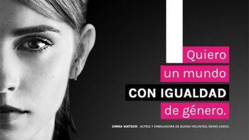 Llama ONU-Mujeres a sumarse por la igualdad de género