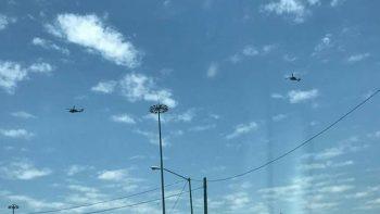 Reynosa otra vez bajo fuego, persecuciones y bloqueos