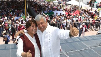 Ni AMLO ni Delfina son de izquierda: candidato del PT en Edomex