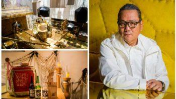El Iron Chef Masaharu Morimoto regresa a México