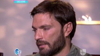 Seguiré peleando por Matías: Julián Gil