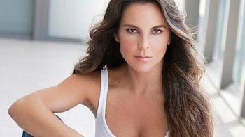Se desnuda Kate del Castillo en contra del maltrato animal