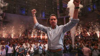 Promete Memo Anaya incluir propuesta de Guadiana y Guerrero en su Plan de Gobierno