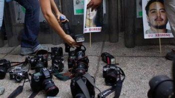 Gobierno trabaja para cumplir protección para periodistas