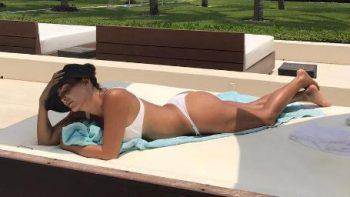 Ninel Conde comparte otra foto en bikini