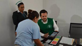 Lleva IMSS chequeos médicos al interior de las empresas