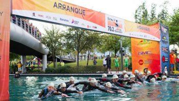 Esperan más de 2 mil atletas en Ironman 70.3