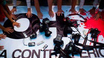 Violencia e incertidumbre vive prensa mexicana en el 2018: SIP