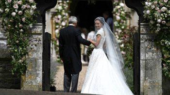 El vestido de Pippa Middleton del que todo mundo está hablando