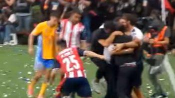 Castigan a Dueñas y Ponce por bronca en la Final