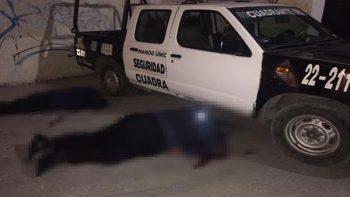 Atacan y matan a cinco policías en Ecatepec