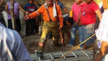 Mueren 5 familiares en Tabasco al caer en pozo contaminado con gases