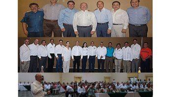 Más unidos por la transformación y el triunfo del PRI