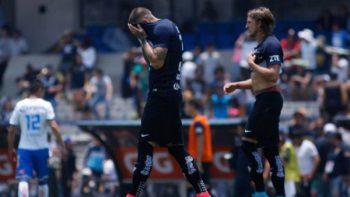 Pumas, el peor equipo del Apertura 2017
