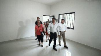 Inauguran Remodelación de Centro Comunitario DIF