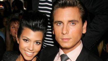 Scott Disick, ex pareja de Kourtney Kardashian, es adicto al sexo
