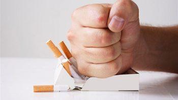 Exhorta Gobierno Ciudadano a evitar el consumo del tabaco