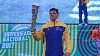 Inauguran oficialmente Universiada 2017 en Nuevo León