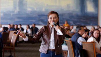 Vázquez Mota pide sacar con votos al PRI y confiar en el PAN