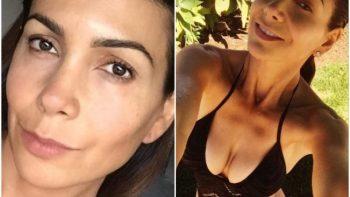 Manterola no se quiere quedar atrás y comparte foto 'sin maquillaje'