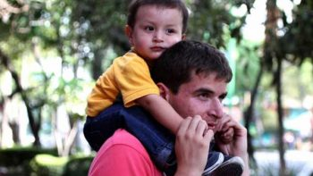 Bajo el porcentaje de papás que tienen actividad didáctica con hijos