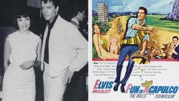 Elsa Cárdenas, la mexicana que besó a Elvis Presley