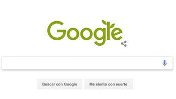 Google se tiñe de verde en el Día Mundial del Medio Ambiente