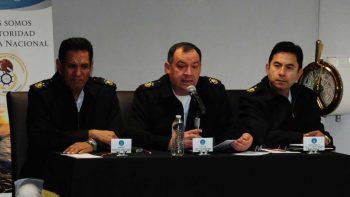 SCT entrega Capitanías de Puerto a Semar