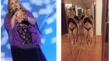 Erika, ex de 'La Academia', sorprende con su pérdida de peso