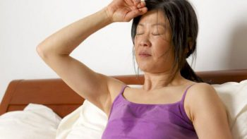 Lo que dicen los calores nocturnos de tu salud