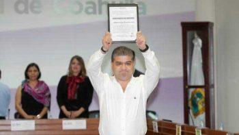 Instituto Electoral declara a Riquelme gobernador electo de Coahuila