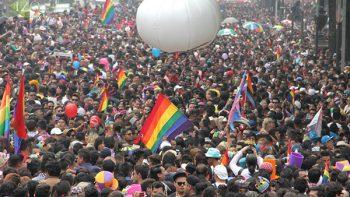 Inicia marcha por el orgullo gay