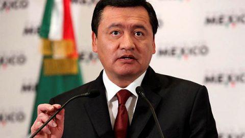 Osorio y senadores 'chocan' por inseguridad en México