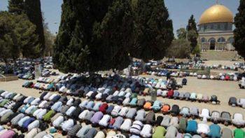Musulmanes inician festividades para fin del Ramadán