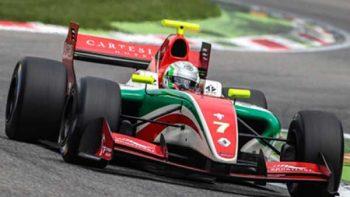 Piloto Alfonso Celis cierra con doble podio en circuito de España