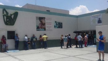 Saturan votantes casilla especial en Ramos Arizpe
