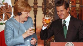 Cerveza acerca a dos naciones