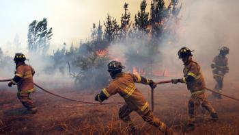 Incendio forestal en Portugal deja 19 muertos y amenaza con avanzar